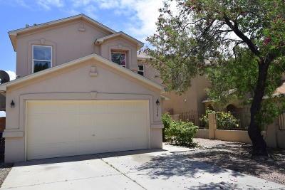 Albuquerque Single Family Home For Sale: 1330 Ojo Feliz Street SW
