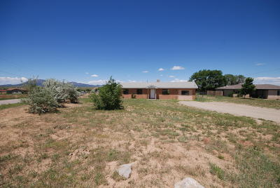 Santa Fe County Single Family Home For Sale: 110 Aspen Road