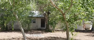 Albuquerque Single Family Home For Sale: 9710 Rio Grande Road NW