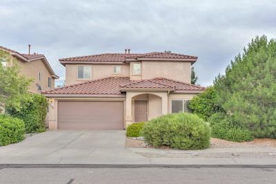 Single Family Home For Sale: 7108 Santa Rita Place NE