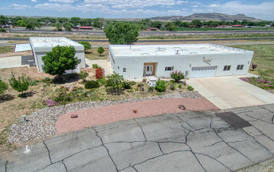 Los Lunas Single Family Home For Sale: 31 Elaine Drive