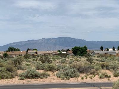Rio Rancho NM Residential Lots & Land For Sale: $30,000