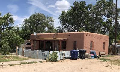 Bernalillo County Multi Family Home For Sale: 316 Texas Street
