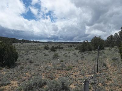 Cibola County Residential Lots & Land For Sale: Lots 13-15 Sierra De Manana