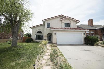 Albuquerque Single Family Home For Sale: 8308 Fairmont Drive NW