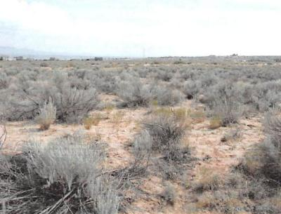 Rio Rancho NM Residential Lots & Land For Sale: $18,000