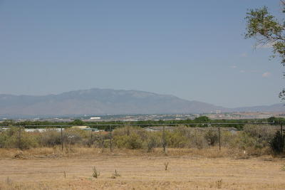 Albuquerque Residential Lots & Land For Sale: 2708 Barcelona Place SW