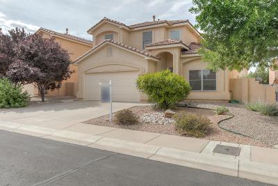 Single Family Home For Sale: 9208 Apache Pine Way NE