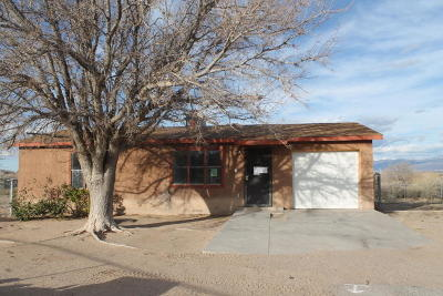 Albuquerque Single Family Home For Sale: 5704 Donna Alberta Drive SW