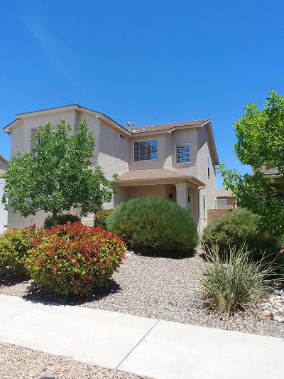 Bernalillo County Single Family Home For Sale: 9624 Puccini Trail NW