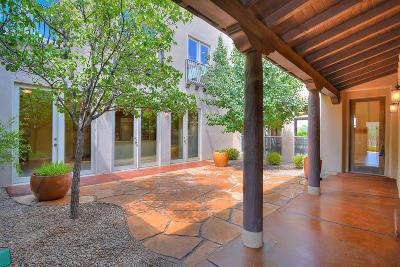 Albuquerque Single Family Home For Sale: 4616 Monte Frio Drive NW