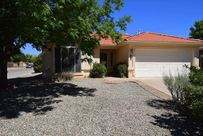 Rio Rancho Single Family Home For Sale: 4478 Alpine Circle SE
