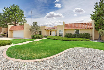 Albuquerque Single Family Home For Sale: 1709 Conestoga Drive SE