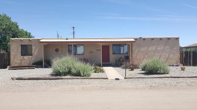 Socorro County Single Family Home For Sale: 406 Fitch Street