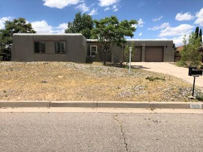 Rio Rancho Single Family Home For Sale: 803 La Casa De Prasa Drive SE