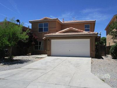 Albuquerque Single Family Home For Sale: 935 Wood Duck Drive SW