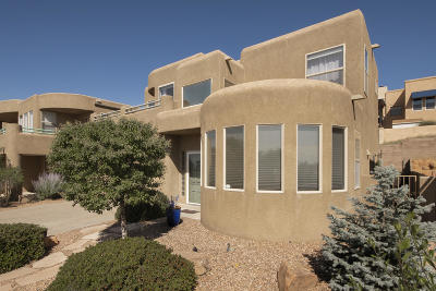 Albuquerque Single Family Home For Sale: 5309 Montano Plaza Drive NW