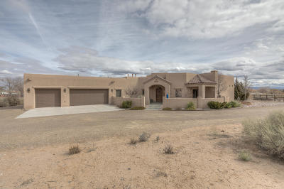 Corrales Single Family Home For Sale: 728 Trujillo Lane
