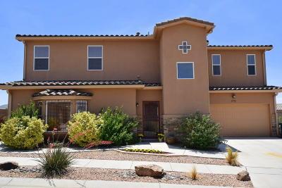 Albuquerque Single Family Home For Sale: 13700 Covered Wagon Avenue