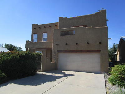 Albuquerque Single Family Home For Sale: 2009 Allegretto Trail NW