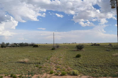 Torrance County Residential Lots & Land For Sale: Rabbit Run Court