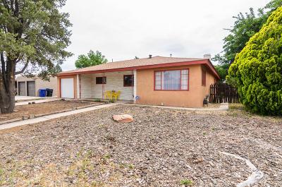 Albuquerque Single Family Home For Sale: 1308 Indiana Street NE