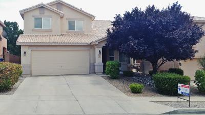 Albuquerque Single Family Home For Sale: 7416 Willow Springs Road NE