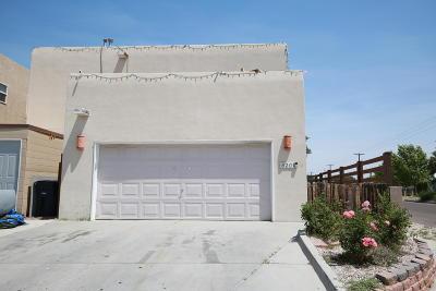 Albuquerque Single Family Home For Sale: 5201 Chris Court NW