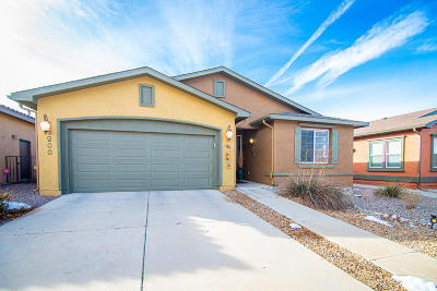 Valencia County Single Family Home For Sale: 200 Zuni River Circle SW