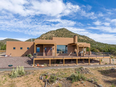 Single Family Home For Sale: 1661 Deer Canyon Trail