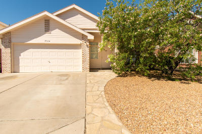 Albuquerque Single Family Home For Sale: 8144 Oakdale Place NW