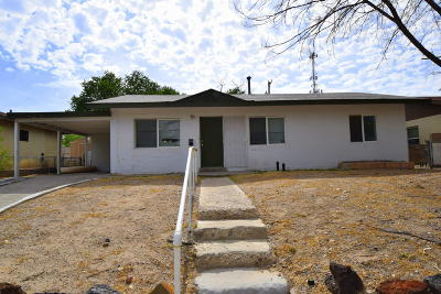 Albuquerque Single Family Home For Sale: 2114 Cornell Drive SE