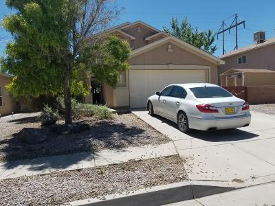 Albuquerque Single Family Home For Sale: 1400 Casa Roja Place SW