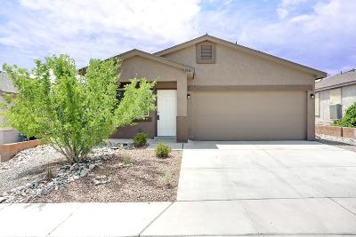 Albuquerque Single Family Home For Sale: 10804 Beaker Road SW