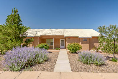 Valencia County Single Family Home For Sale: 1363 Don Diego Road
