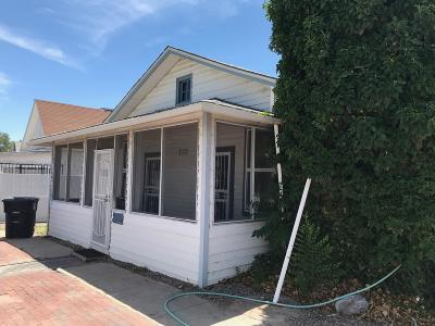 Bernalillo County Single Family Home For Sale: 705 Broadway Boulevard SW