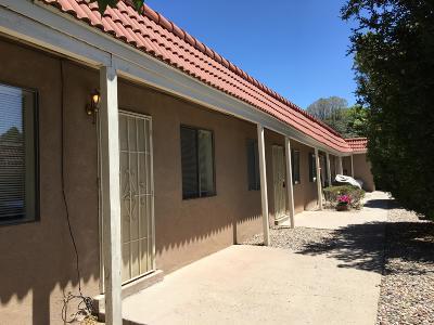 Albuquerque Multi Family Home For Sale: 12108 Menaul Boulevard NE