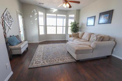 Rio Rancho Single Family Home For Sale: 825 Wagon Train Drive SE