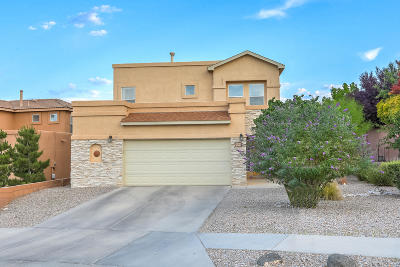 Albuquerque Single Family Home For Sale: 7140 Glyndon Trail NW