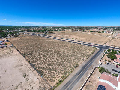 Bernalillo County Residential Lots & Land For Sale: 6501 Sage Road