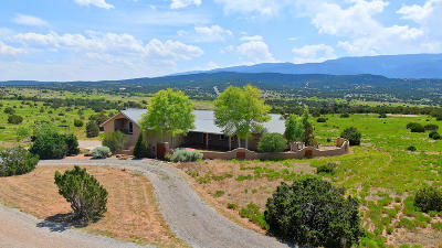 Sandia Park NM Single Family Home For Sale: $750,000