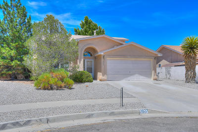 Bernalillo County Single Family Home For Sale: 7827 Springwood Road NW