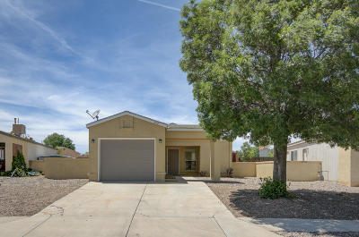 Rio Rancho Single Family Home For Sale: 2113 Sierra Lane NE