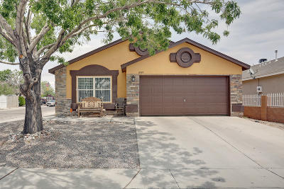 Bernalillo County Single Family Home For Sale: 8519 Rushing Brook Avenue SW