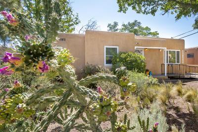 Albuquerque Single Family Home For Sale: 4706 Southern Avenue SE