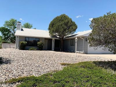 Rio Rancho Single Family Home For Sale: 621 Summer Winds Drive SE