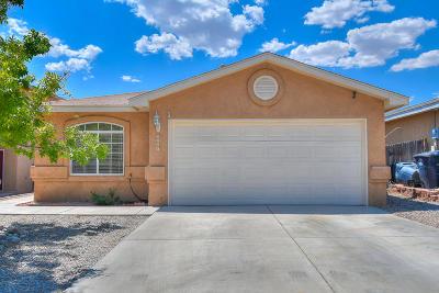 Albuquerque Single Family Home For Sale: 9208 Petronas Avenue SW