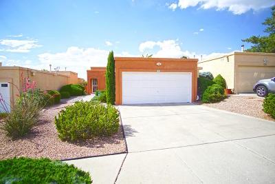 Albuquerque Single Family Home For Sale: 10615 Casador Del Oso NE