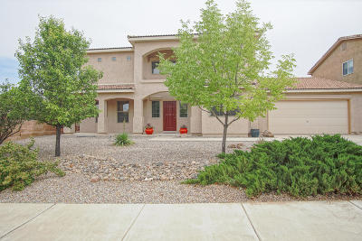 Rio Rancho Single Family Home For Sale: 5857 Chaco Loop NE