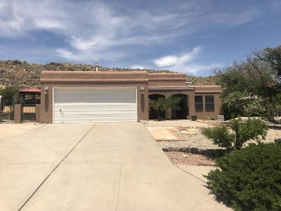 Albuquerque Single Family Home For Sale: 7620 Window Rock Court NW